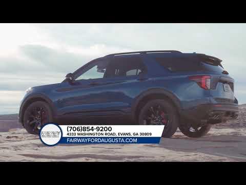 2020 Ford Explorer Augusta GA | Ford Explorer Dealership Augusta GA