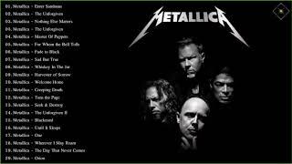 Download lagu Metallica Greatest Hits Full Album 2019 Best Of Metallica Metallica Full Playlist MP3