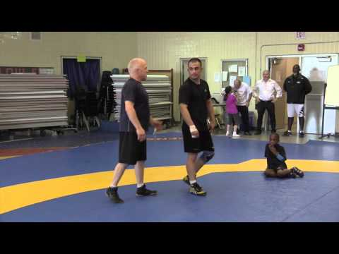 Doug Yeats Clinic: Gutwrench On The Chest