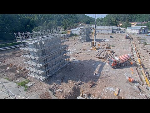 time lapse cantiere Mazzucchelli 1849 - timelapse cantieri in time lapse