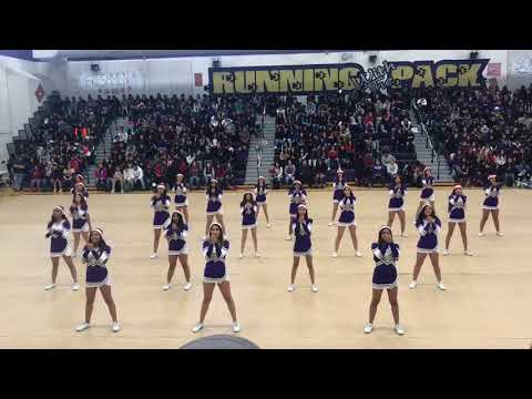 Willy's Wishes Cheer Performance
