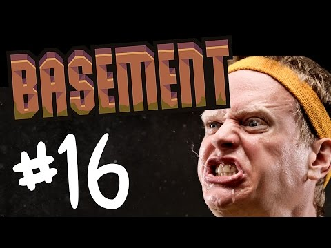 Basement Gameplay Part 16 - BIGGER! STRONGER! FASTER!