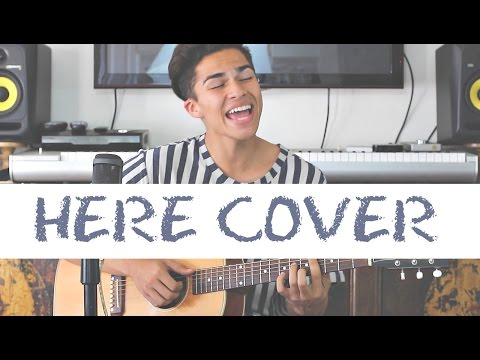 Here by Alessia Cara | LIVE Cover by Alex Aiono