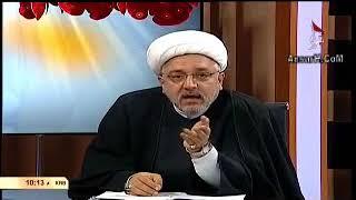 الشيخ محمد كنعان - المنذر بن الجارود يقول للإمام الحسين عليه السلام كيف أصبحت يا إبن رسول الله