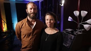 Colin Stetson & Sarah Neufeld- The Sun Roars Into View live on Sessions From The Box