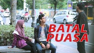 GILA NGAJAK ORANG BATAL PUASA - PRANK INDONESIA