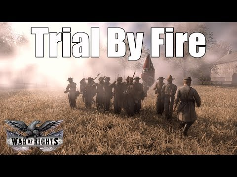 War of Rights - Trial by Fire Mp3