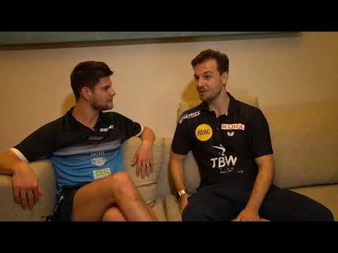 Timo Boll Webcoach Blog: Interview mit Dima Ovtcharov Teil 1