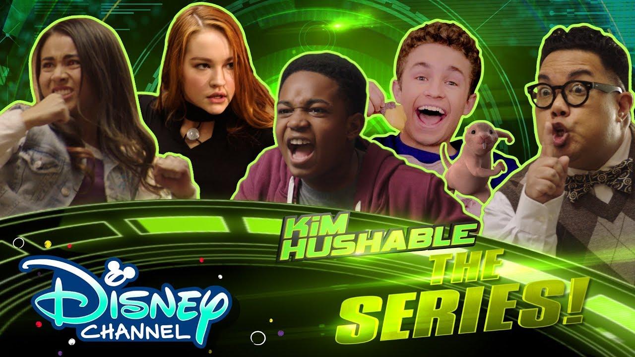 Download Kim Hushable The Series | Compilation | Kim Hushable | Disney Channel Original Movie