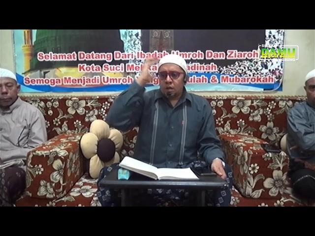Kajian Kitab Mukaasyafatul Quluub 2020-02-29