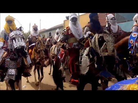 Nigeria: Colourful Ramadan carnival in ancient city of Kano