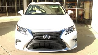 2017 Lexus ES 350-  Luxury Package w/ Navigation!