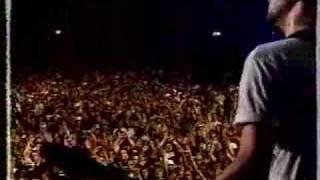 Metallica - Creeping Death -Woodstock 1994