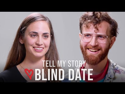 This Woman Goes On Her First Date Ever On Tell My Story ❤️
