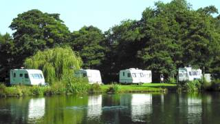 Carlton Miniott Caravan Park in North Yorkshire