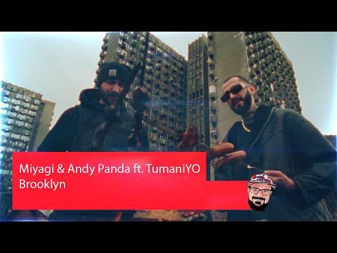 🖖🏻 Иностранец реагирует на Miyagi & Andy Panda Feat. TumaniYO - Brooklyn