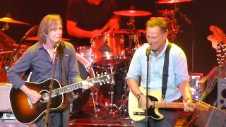 Video Take it Easy & Our Lady of the Well - Bruce Springsteen & Jackson Browne - Sept 21, 2017 download MP3, 3GP, MP4, WEBM, AVI, FLV Juni 2018