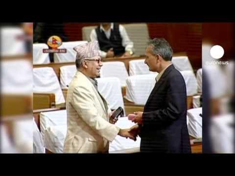 Maoist becomes Nepal's new PM