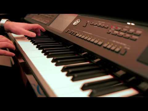 Yamaha CVP609 Demo Music Station Swansea - Musical Deals