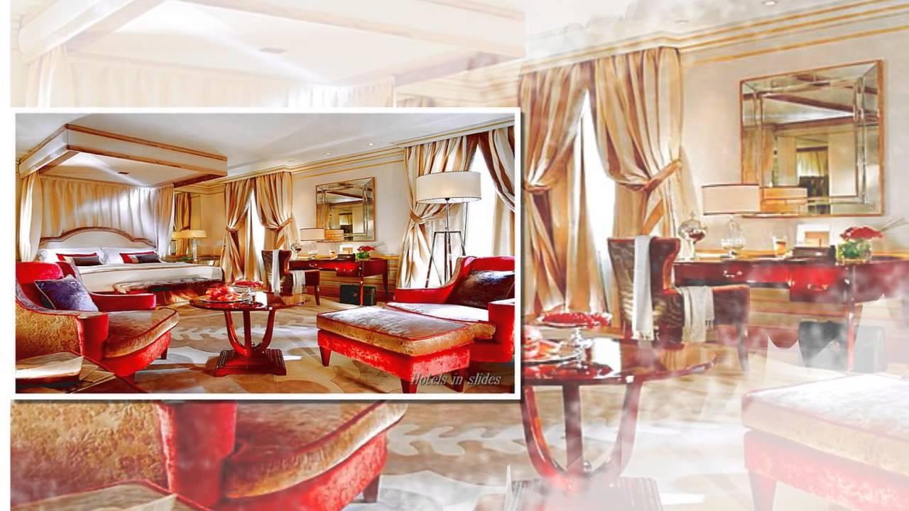 Hotel Principe Di Savoia Milan Italy