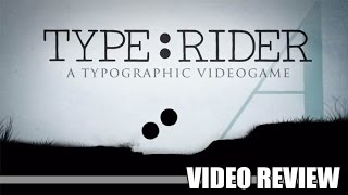 Review: Type:Rider (PlayStation 4 & PS Vita) - Defunct Games