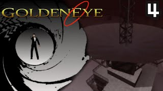 #04: Surface 2 & Bunker 2 | Secret Agent [ Goldeneye 007— N64 ]