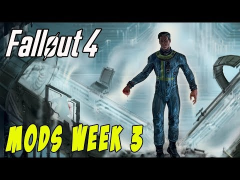 FALLOUT 4 MODS – WEEK #3: Big Boobs, Super V.A.T.S, Body Collison, New Ghouls & More!