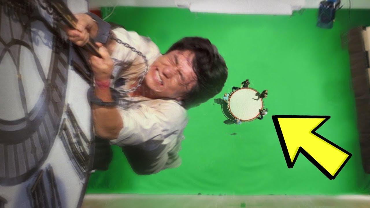 10 veces en las que Jackie Chan casi pierde la vida con sus  acrobacias