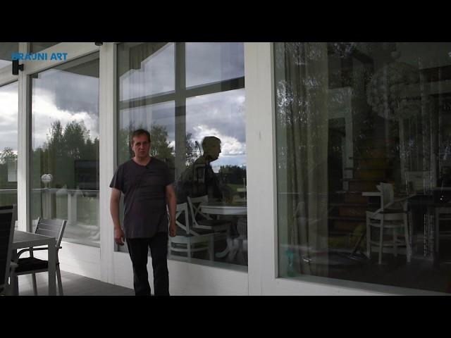 Обзор фахверкового дома с панорамными окнами.  Выпуск #32