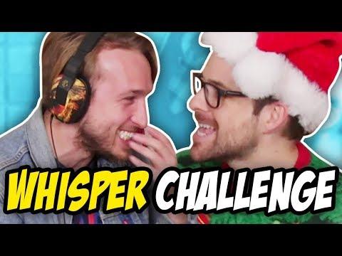 THE WHISPER CHALLENGE #6
