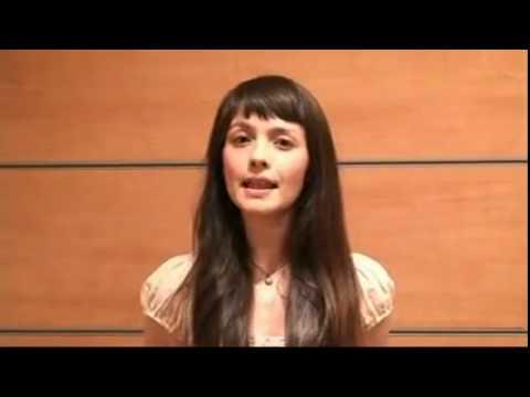 Olivia Lufkin: Connichi 2010 message
