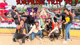 Surprise Trip for Tanzeel ❤️ | Ft. DAMNFAM | ARSHFAM