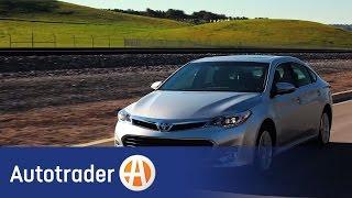 2013 Toyota Avalon - Hybrid | 5 Reasons to Buy | AutoTrader