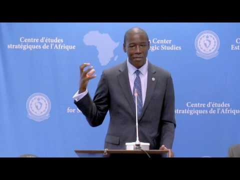 Comparing Regional Approaches to Maritime Security in Africa – Dr. Raymond Gilpin