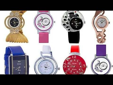 Top 12 Best Watches For Girls On Amazon || Buy Online Today ||  RS:99