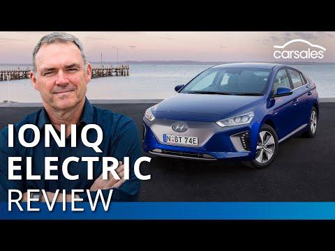 2019 Hyundai IONIQ Electric Review | Carsales