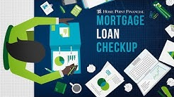 Mortgage Loan Check Up With Home Point Financial