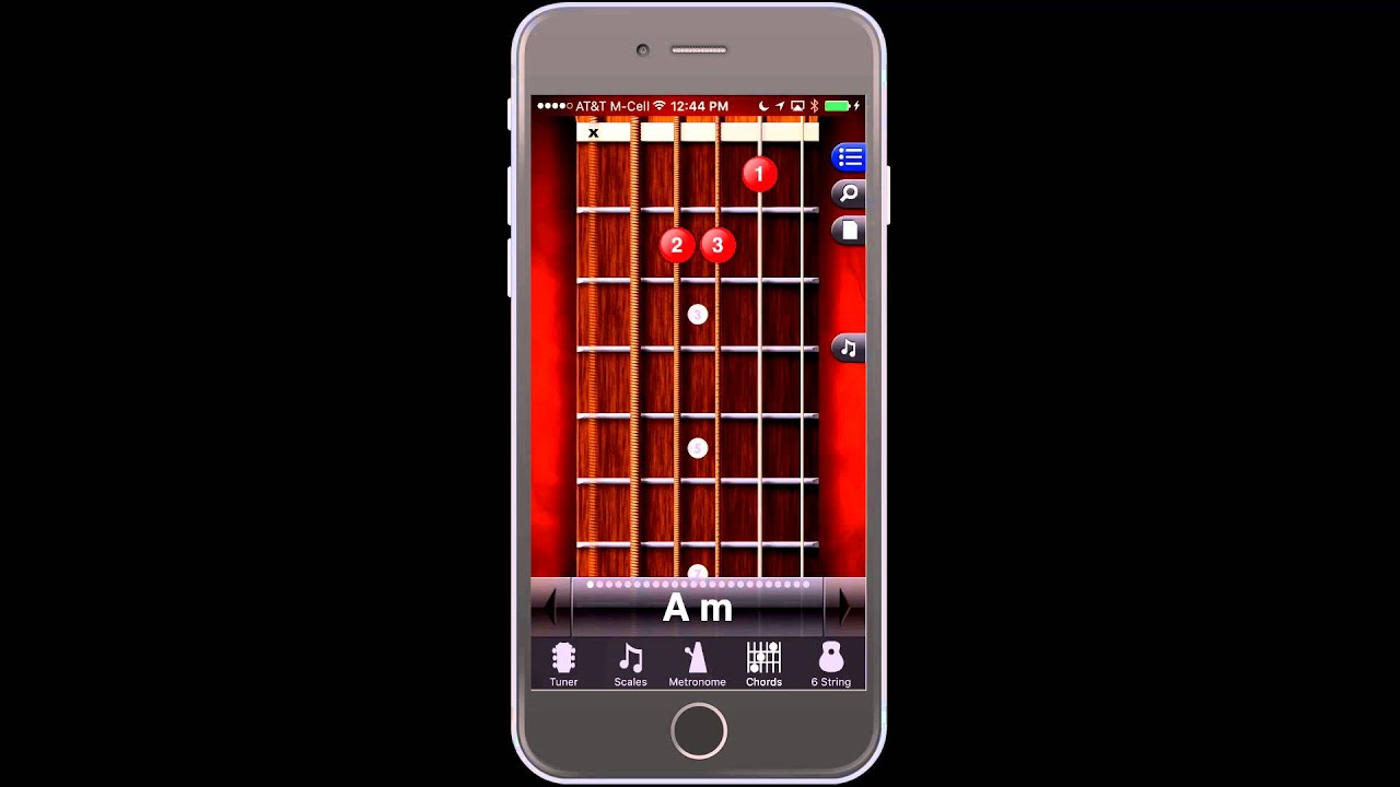 The Tone Zone - Guitar Toolkit app for iPhone