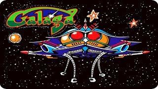 Galaga - Одна из самых популярных игр... лет 40 назад