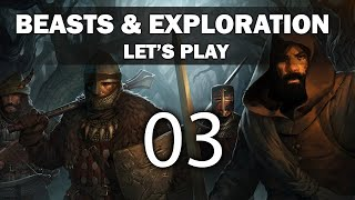 Let's Play Battle Brothers - Episode 3 (Beasts & Exploration DLC)