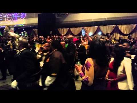2015 Zulu Ball: The world's largest second line!
