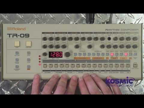 Roland TR-09 Drum Machine In Depth Review