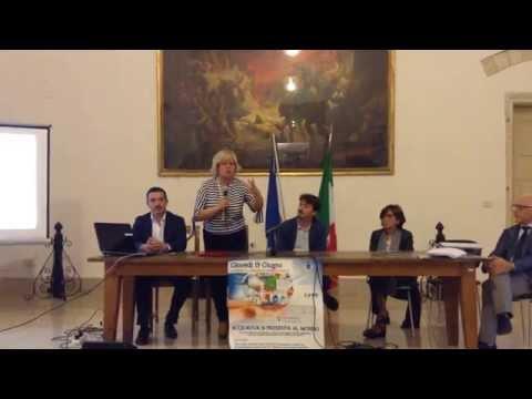 L'Assessore regionale Loredana Capone ad Acquaviva delle Fonti - 19.06.2014