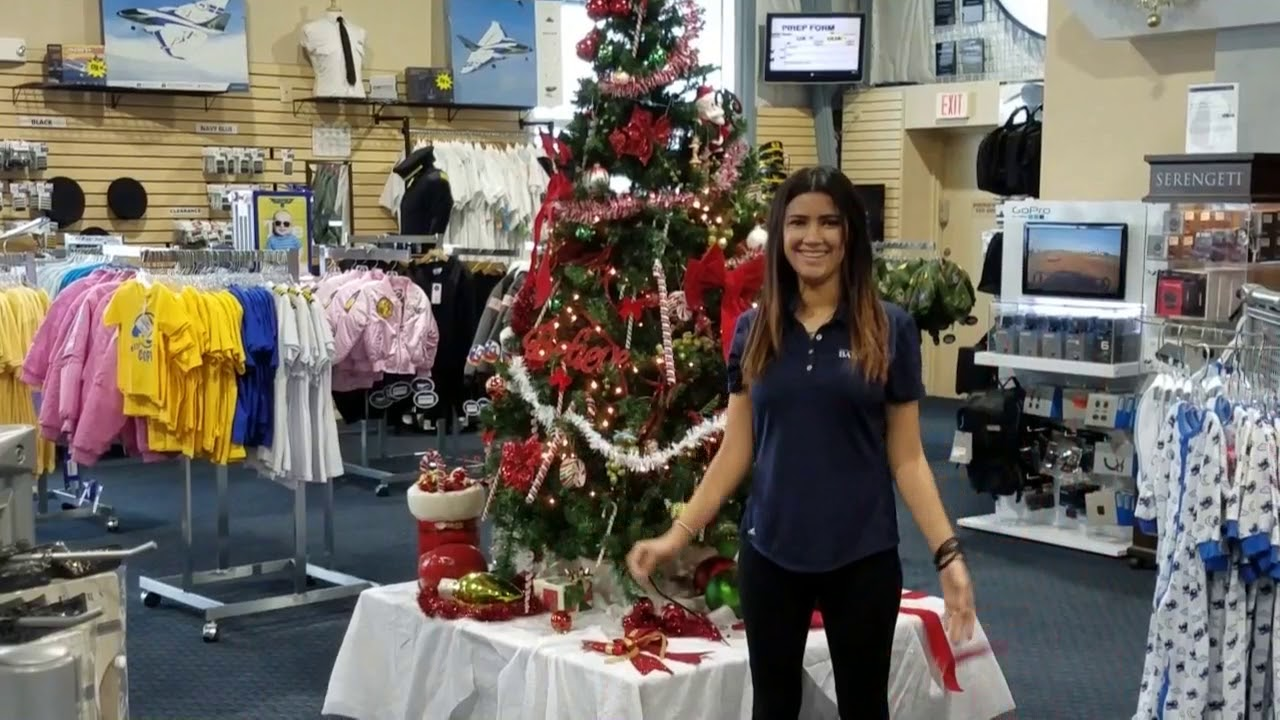 9th Day of Christmas at Banyan Pilot Shop
