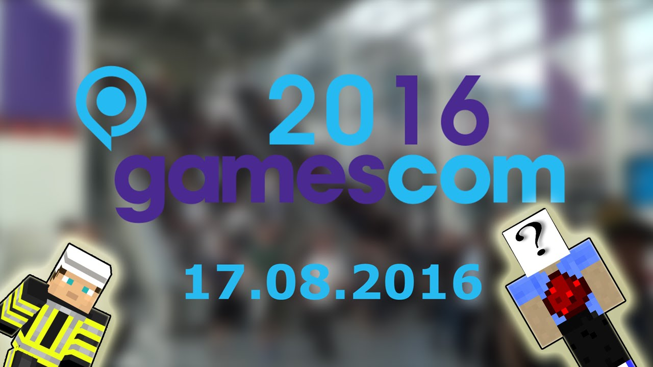 Sparkofphoenix Getroffen Gamescom 2016 Cubecon Youtube