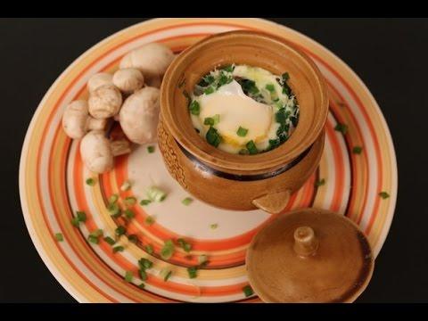 Гречка с курицей в горшочках - пошаговый рецепт с фото на