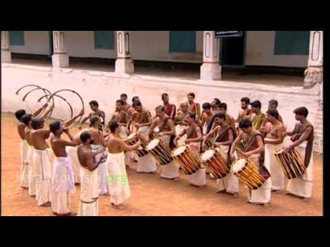 Chenda Drum Instrument Youtube