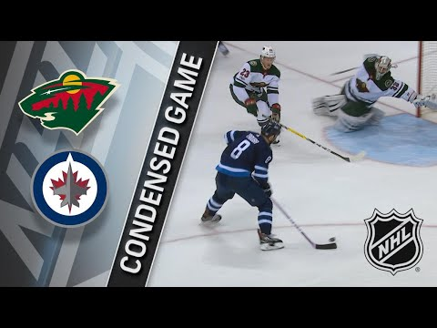 11/27/17 Condensed Game: Wild @ Jets