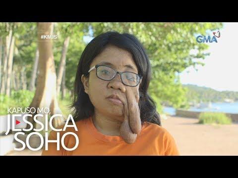 Kapuso Mo, Jessica Soho: Mala-anghel na mukha ni Angelica