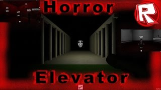 REDISCOVER THE LEGENDS OF HORROR! (Roblox) - Horror Elevator
